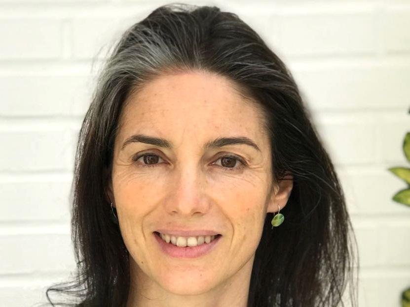 Lucia Otero es miembro del equipo docente de El Olivo Psicoterapia Humanista